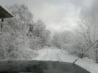 Нови 2 см. сняг е натрупал в Сливенския балкан