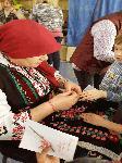 Празника на Баба Марта в село Тенево