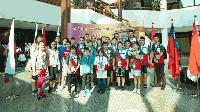 """Седмокласници от МГ """"Атанас Радев"""" в Ямбол с медали от международна олимпиада по математика в Тайланд"""
