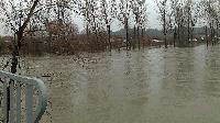 Опасност от високи води на Тунджа ще има край Ямбол в сряда