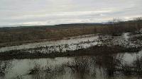 Укротиха реката  в карнобатското село Сърнево с пясъчни диги, при нов дъжд става критично