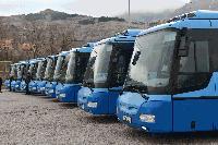 Всички 27 нови автобуса на градски транспорт вече са в Сливен