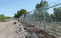Парламентът реши: Оградата по границата може да се ремонтира и без обществена поръчка