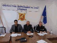 ОДМВР-Сливен с мерки за обезпечаване сигурността и обществения ред по време на Великденските празници