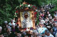 Чудотворната икона на Света Богородица пристига в Сливен и в Ямбол