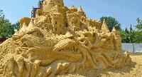 """""""Митове и чудовища"""" на тазгодишния бургаски Фестивал на пясъчните скулптури"""