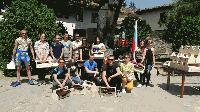 """Абитуриентите от ПГСГ""""Кольо Фичето""""-отличени от Камарата на строителите в България"""