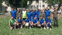 Отборът на 42-и батальон Ямбол спечели бригадния шампионат по футбол