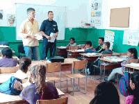 """Над 500 ученици от област Ямбол участваха в открити беседи на тема """"Безопасна ваканция"""""""