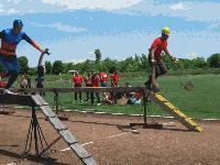 Огнеборци от Бургас, Сливен и Ямбол премериха сили в състезание