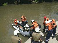 Мащабно оперативно-тактическото учение проведоха пожарникари от Ямбол и Бургас