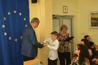 Деца от Сливенска област получиха златни сърца за добрите си постъпки