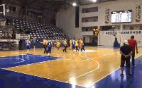 Инцидент прекъсна баскетболния мач между Рилски спортист и Тунджа от първенството при момчетата