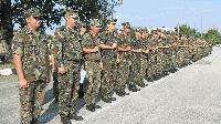 новоназначени войници в Център за подготовка на специалисти В СЛИВЕН ЩЕ ПОЛОЖАТ КЛЕТВА