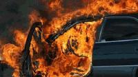 Два автомобила изгоряха в Сливенско