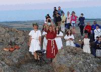 """Посрещаме Слънцето в най-дългия ден от годината с уникален орфически ритуал на древния """"Кабиле"""""""