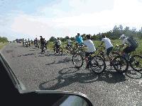 Детски велосипеден поход в област Ямбол