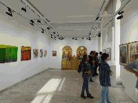 """Калейдоскопична панорама на Сливен представят 40 художници в галерия """"Май"""""""