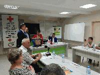 Съвместна инициатива на  БЧК и Ротари клуб - Ямбол