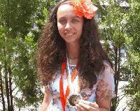 Ученичка от Сливен грабна златен медал