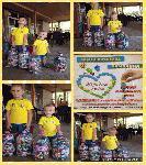 """""""Тунджа може""""! Първите 266 кг. пластмасови капачки са предадени за рециклиране"""