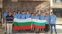 4 златни, 7 сребърни и 2 бронзови медала завоюваха българските отбори по математика и информатика