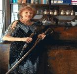 Правнучка пази сабя на Хаджи Димитър