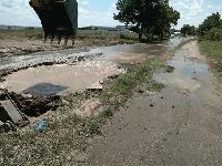"""ВиК-ремонт на Околовръстен път изток в Ямбол. Без вода отново в к-с """"Д-р. Дончев"""""""