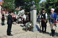 Сливен чества 181 години от рождението на Васил Левски