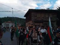 В СЛИВЕН:  Поклон пред подвига на четата на Хаджи Димитър и Стефан Караджа!