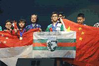Четвъртокласник от Сливен стана шампион в Турнир по математика в Тайланд