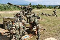 Най-мащабното учение на Сухопътни войски в България за 2018 г. се провежда в Ново село