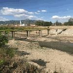Спешни аварийно-възстановителни работи по един от мостовете в Сливен