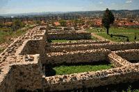 """Откриха ценни находки при разкопки на крепостта """"Туида"""" край Сливен"""
