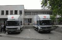 Шест мобилни лекарски кабинета са предоставени за труднодостъпните райони в сливенско