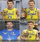 Три момчета от Ямбол влизат в юношеския национален отбор по баскетбол
