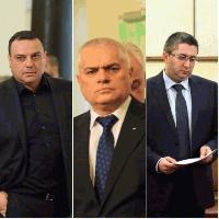 Коалиционният съвет решава за Нанков, Московски и Радев