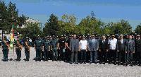 Вътрешният министър в оставка награди 96-ма гранични полицаи