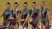 """Злато за """"златните"""" ни момичета на Световното!"""