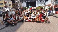 Кукерската група от село Бояново представи страната ни на фестивал в Турция