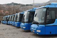 """Промени в градския транспорт в Сливен заради ремонта на """"Розова градина"""""""
