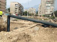 Част от Сливен ще бъде без вода заради строителство на ново кръстовище