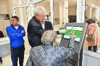 """Система за контрол на клиентски опашки заработи в Дирекция """"Местни данъци и такси""""-Сливен"""