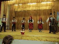 """Фолклорен ансамбъл """"Тунджа"""" с образователни концерти във всички училища на Община """"Тунджа"""""""