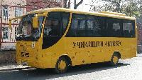 КОТЕЛ: Полицията хвана шофьор на ученически автобус с положителна проба за алкохол