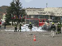 Сливенската пожарна служба навърши 140 години