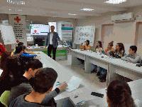 БЧК-Ямбол с обучение за ученици за реакция при наводнения и кризи