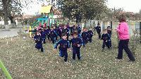 Спорт в детската градина