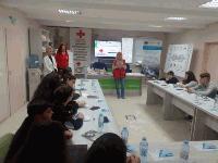 БЧК-Ямбол: Подготовка за реакция при наводнения и последващи кризи
