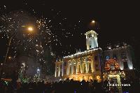 Светлините на коледната елха в Сливен ще грейнат на 7 декември